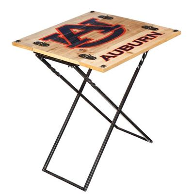 Auburn Pull Up Fold Out Table