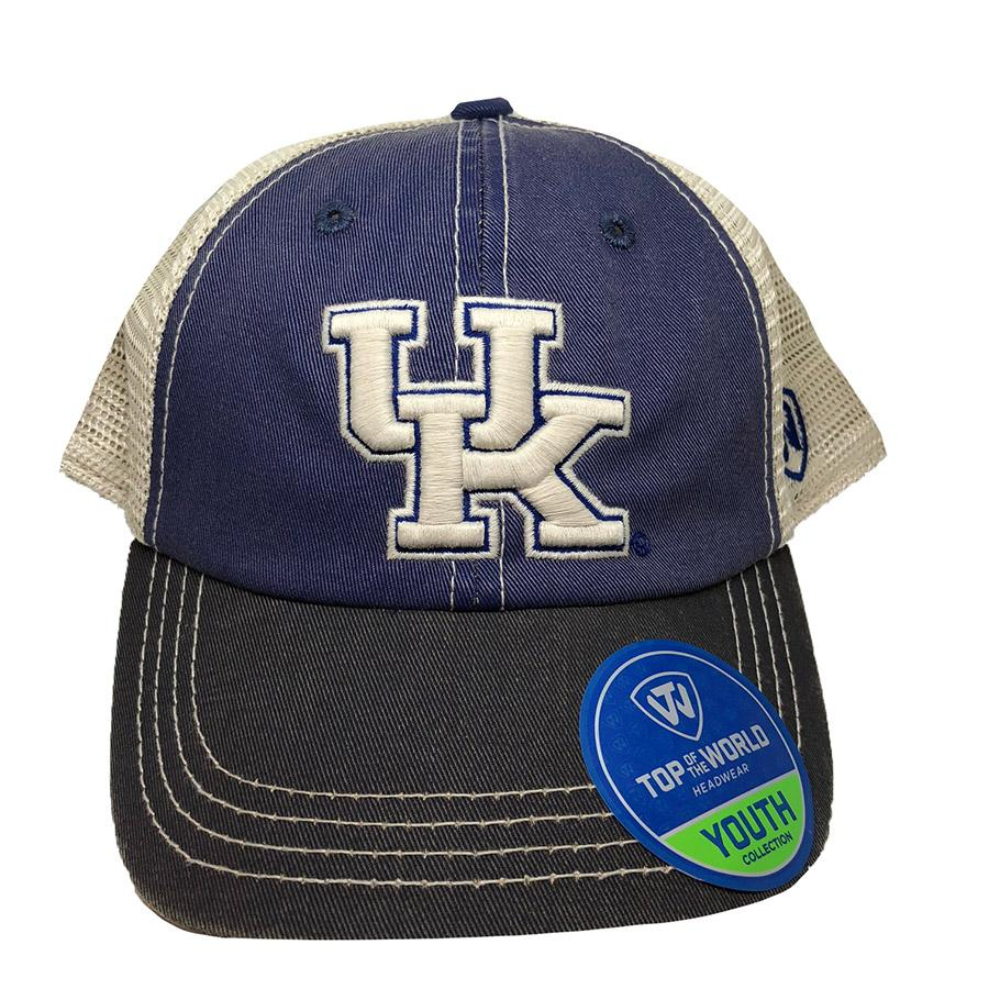 Kentucky Youth Off Road Meshback Cap