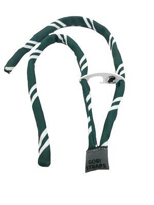 Green And White Gobi Bottle Opener Sunglasses Strap