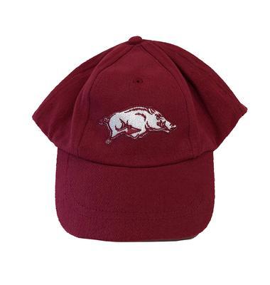 Arkansas Infant Ball Cap
