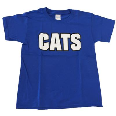 Kentucky Youth CATS Straight Tee