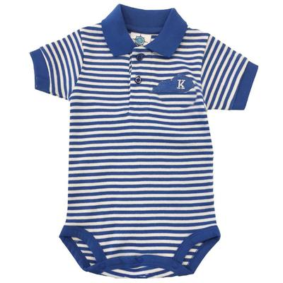 Kentucky Polo Striped Body Suit