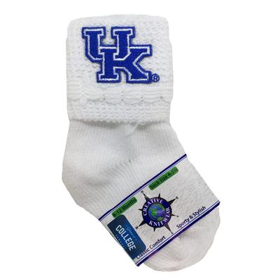 Kentucky Infant Non-Kickoff Booties
