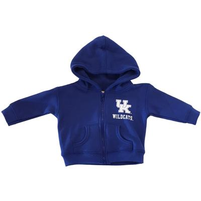 Kentucky Infant Full Zip Fleece Hoodie