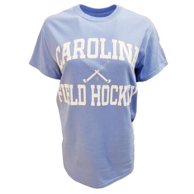UNC Women's Field Hockey Tee