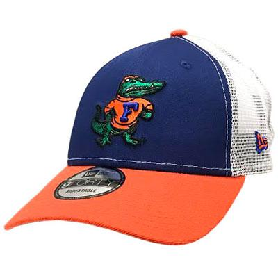 Florida New Era 3 Tone Meshback Adjustable Hat