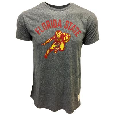 Florida State Retro Brand Classic Football Player Tee