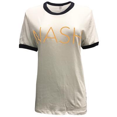 Nashville Give Her Six Nash Short Sleeve Ringer Tee