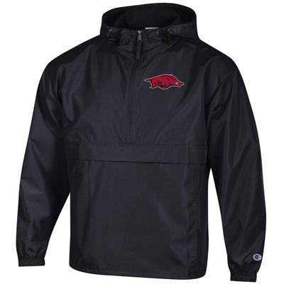 Arkansas Champion Unisex Pack & Go Jacket