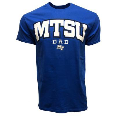 MTSU Dad Arch T-Shirt