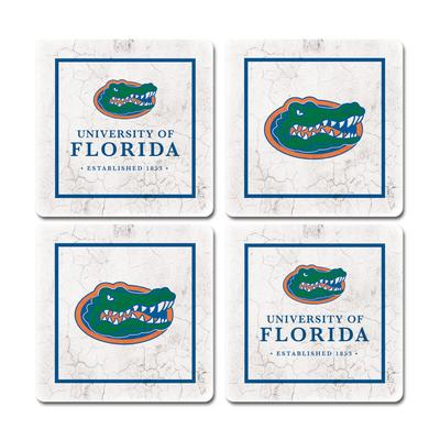 Florida Legacy Ivy League Coaster Set