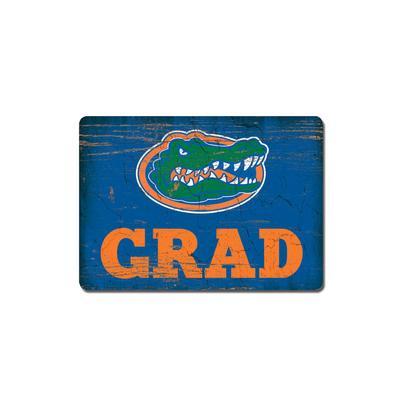 Florida Legacy Grad Fridge Magnet