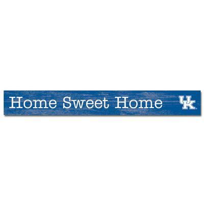 Kentucky Legacy Home Sweet Home Door Plank - 4