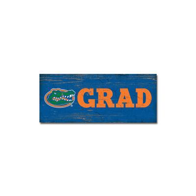 Florida Legacy Grad Logo Table Stick