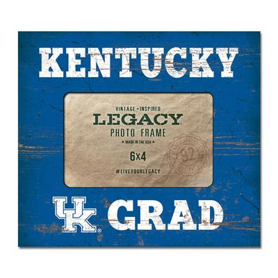 Kentucky Legacy UK Grad Picture Frame