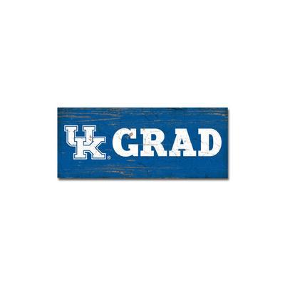 Kentucky Legacy UK Grad Mini Table Top Stick - 2.5