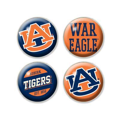 Auburn Legacy Fridge Magnet Pack