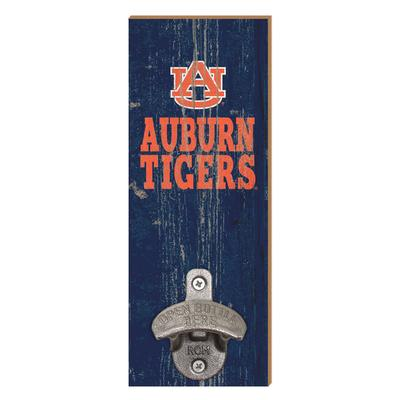 Auburn Legacy Tigers Wall Mount Bottle Opener