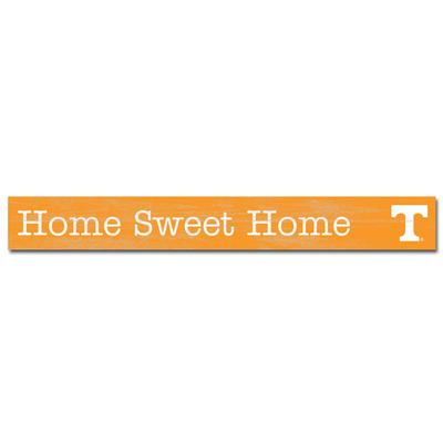 Tennessee Legacy Home Sweet Home Plank Door Sign