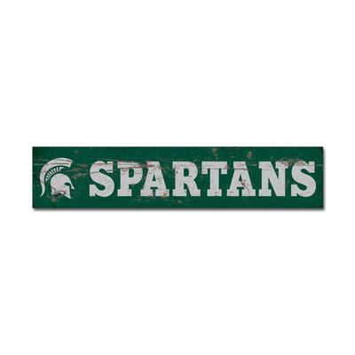 Michigan State Legacy Table Top Stick - 2.5