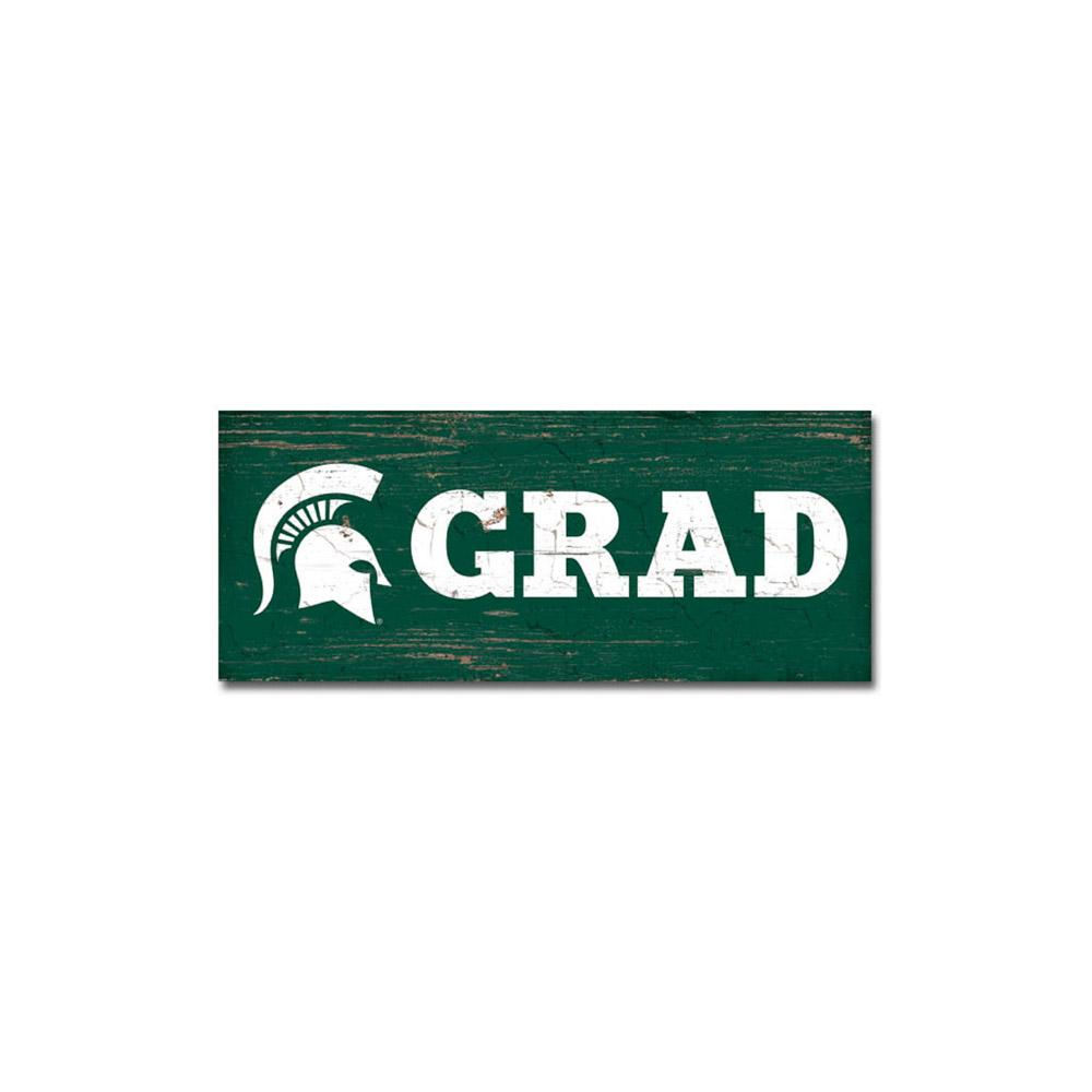 Michigan State Legacy Grad Mini Table Top Stick - 2.5
