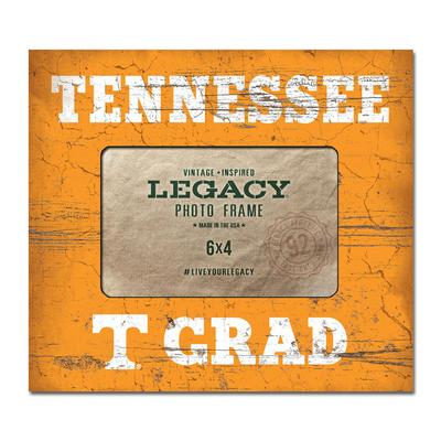 Tennessee Legacy Wooden UT Grad Picture Frame