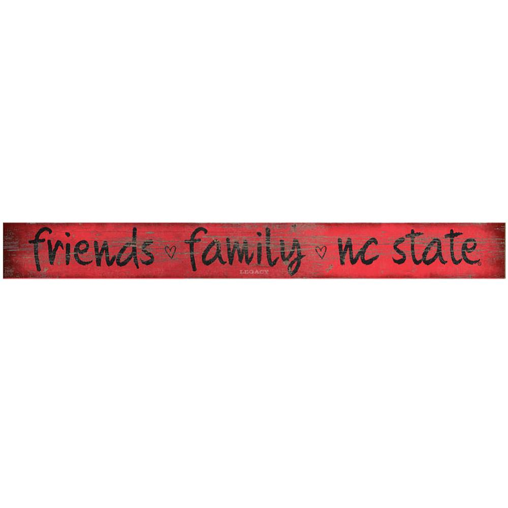Nc State Legacy Friends And Family Door Plank