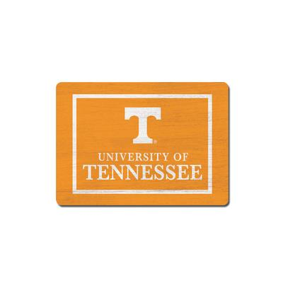 Tennessee Legacy Wooden Fridge Magnet
