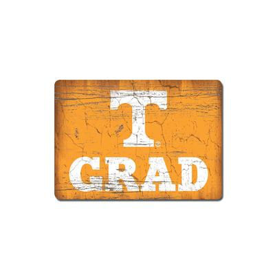 Tennessee Legacy Wooden Grad Fridge Magnet