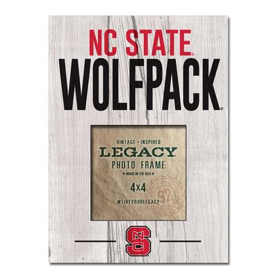 NC State Legacy Wolfpack Picture Frame - 9