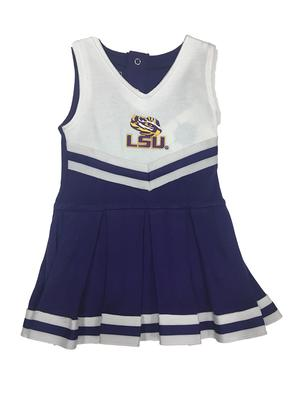 LSU Infant Cheerleader Outfit