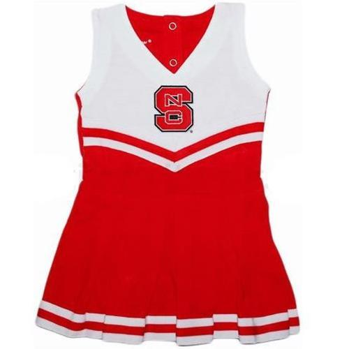 Nc State Infant Cheerleader Outfit