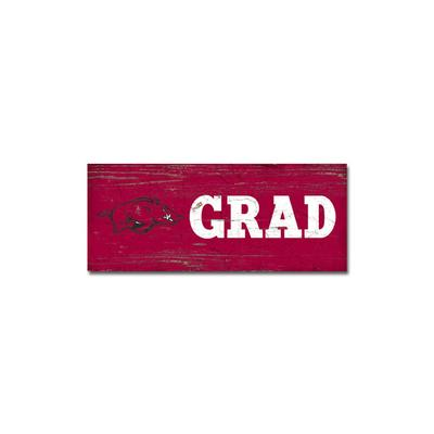 Arkansas Legacy Grad Mini Table Top Stick - 2.5