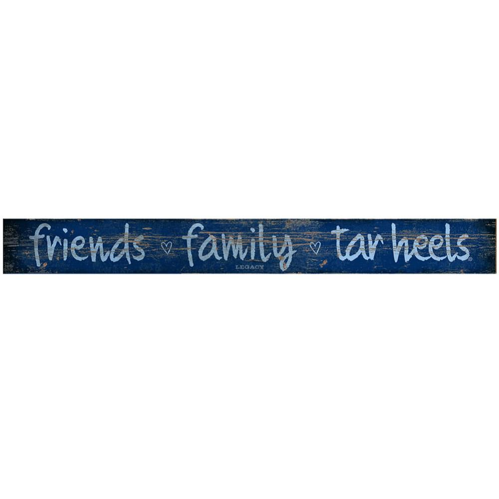 Unc Legacy Friends And Family Door Plank