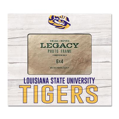 LSU Legacy Stack Picture Frame