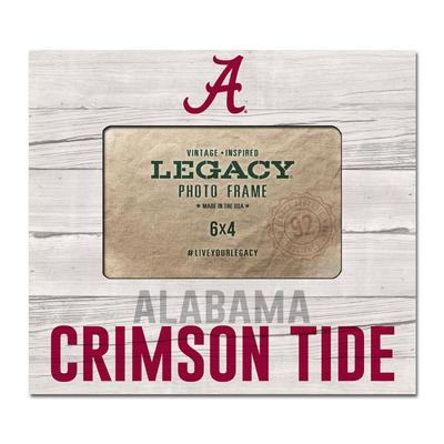 Alabama Legacy Stack Picture Frame