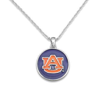 Auburn Campus Chic Iridescent Necklace