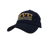 West Virginia Relaxed Fit Washed Twill Cap