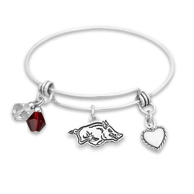 Arkansas Haute Wire Memory Bangle