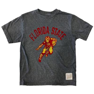 Florida State Retro Brand Youth Vault Player Tee
