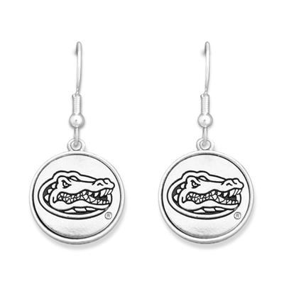 Florida Sliver Linings Medallion Earring