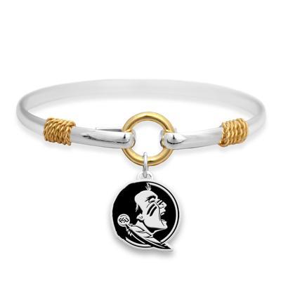 Florida State Two Tone Rope Bracelet