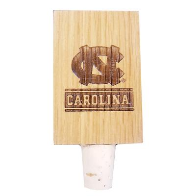 UNC Timeless Etchings Bottle Stopper