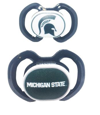 Michigan State Orthodontic Pacifiers