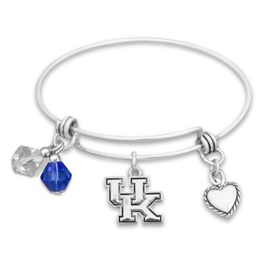 Kentucky Haute Wire Memory Bangle