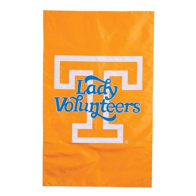 Tennessee Lady Vols Garden Flag