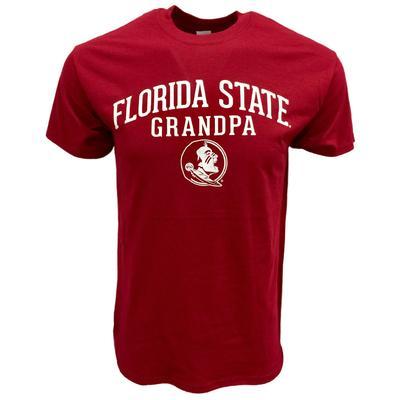 Florida State Grandpa Arch Tee
