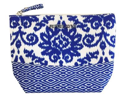 Royal & White India Cosmetic Pouch
