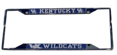 Kentucky Mega Logo License Plate Frame