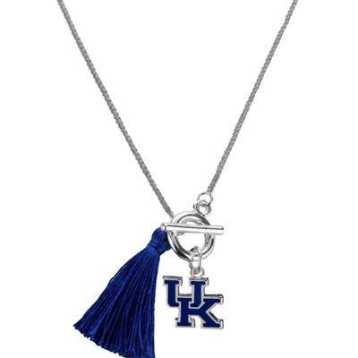 Kentucky Bethel Norma Tassel Necklace